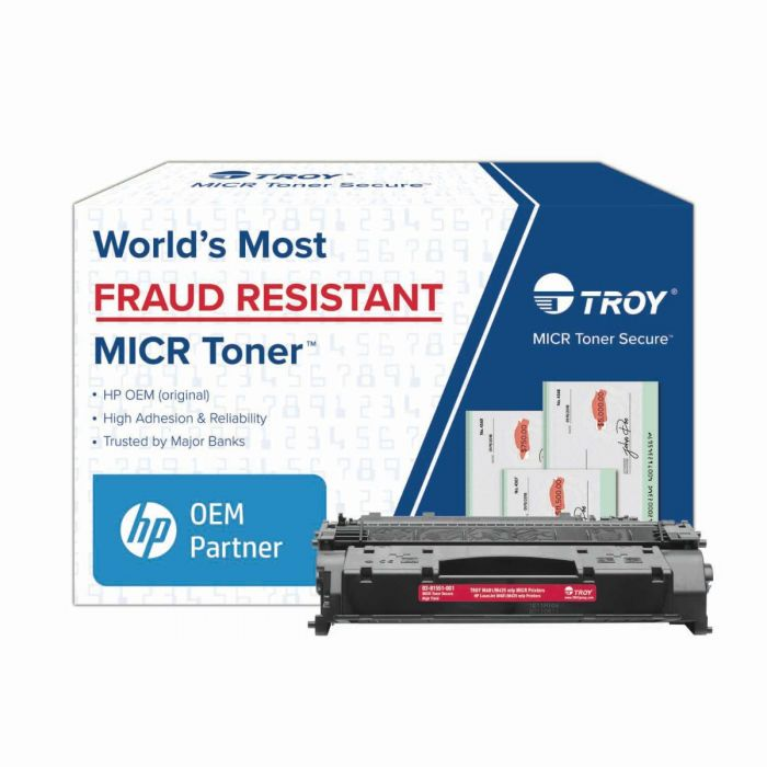 4700 Page Yield STI-204511 AIM Compatible MICR Replacement for Source Technologies ST-9510 MICR Toner Cartridge - Generic